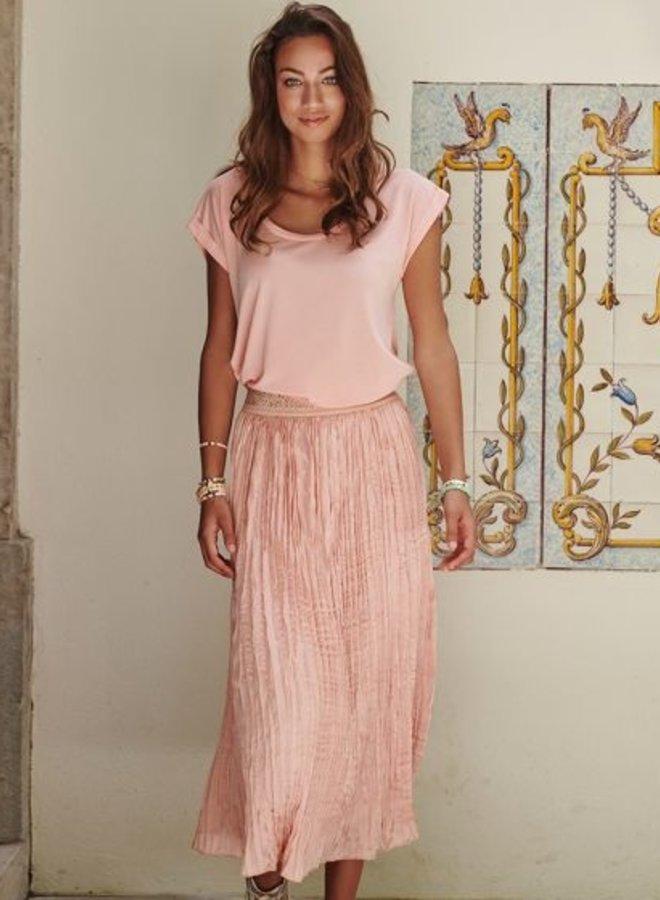 Skirt fancy waistband - Esqualo