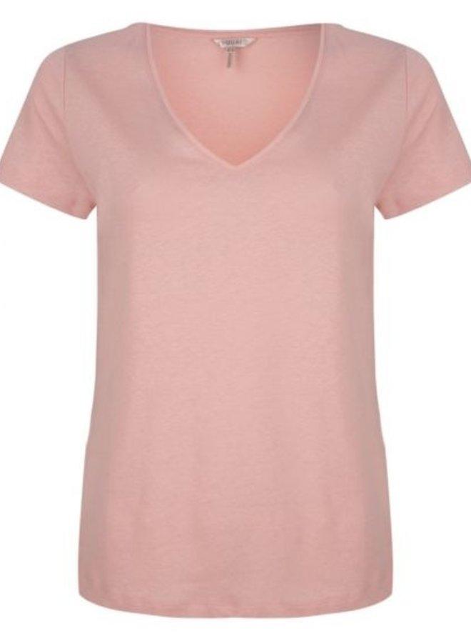 T-shirt roze - Esqualo