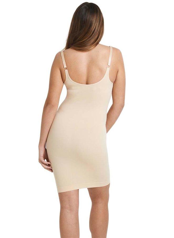 Corrigerende jurk nude - Nomi