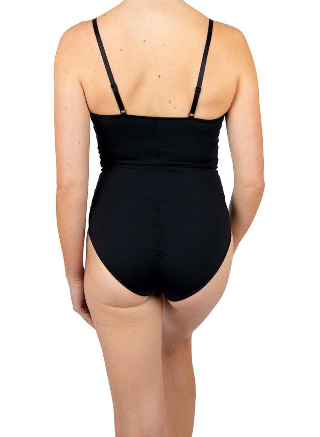 Sleek smooth body black  - Nomi