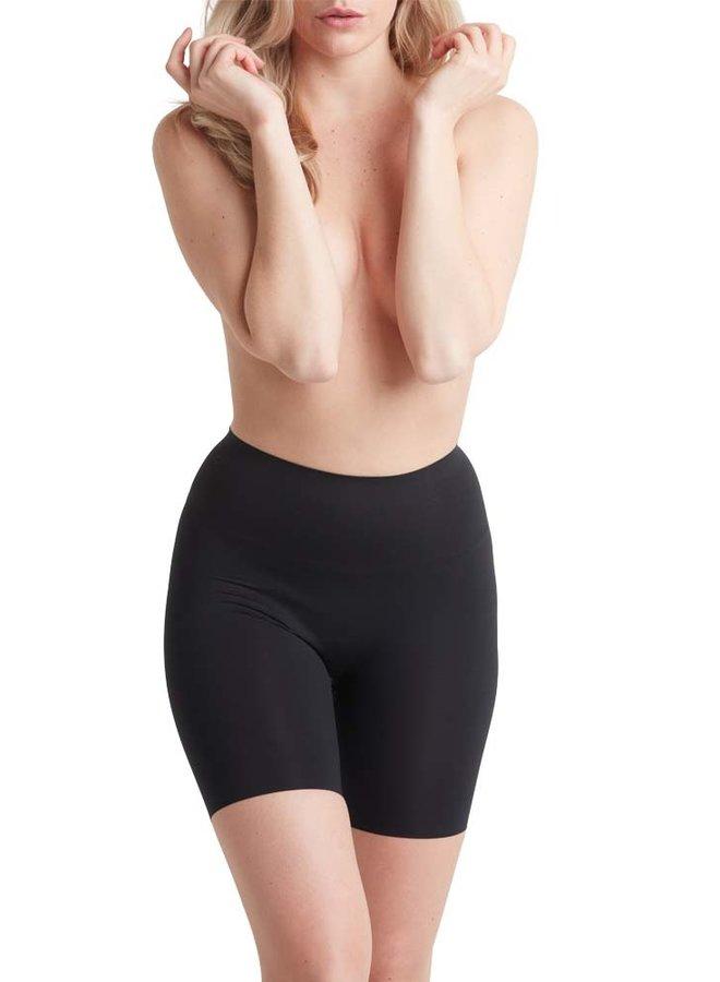Sleek smoothing  short black  - Nomi