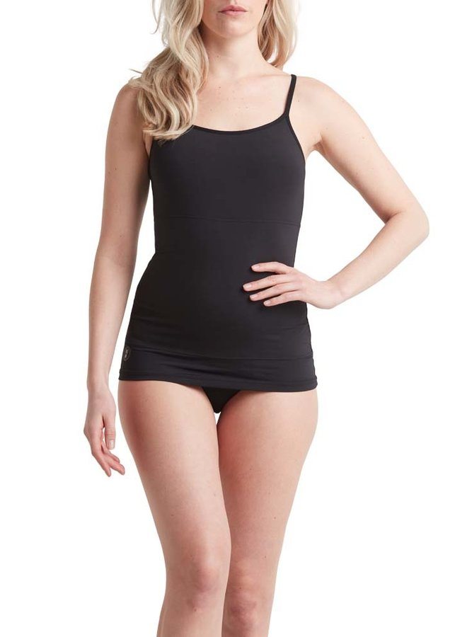 Shaping all day top black  - Nomi