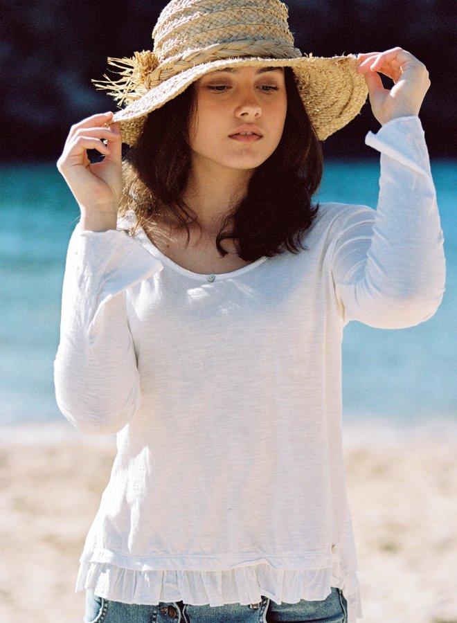 Shirt wit - Isla Ibiza
