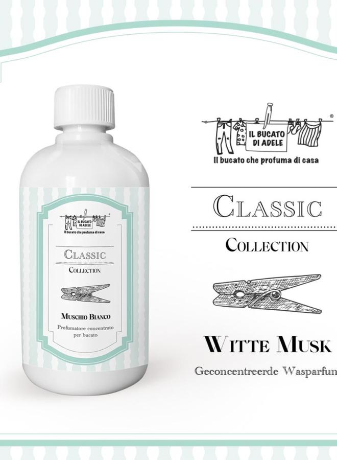 Muschio bianco  500ml - Wasparfum
