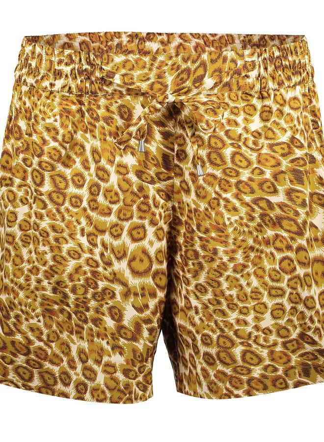 Short leopard  - Geisha