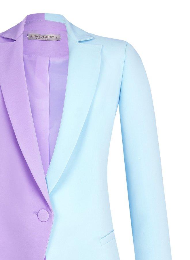 Colbert Blauw paars - Rinascimento