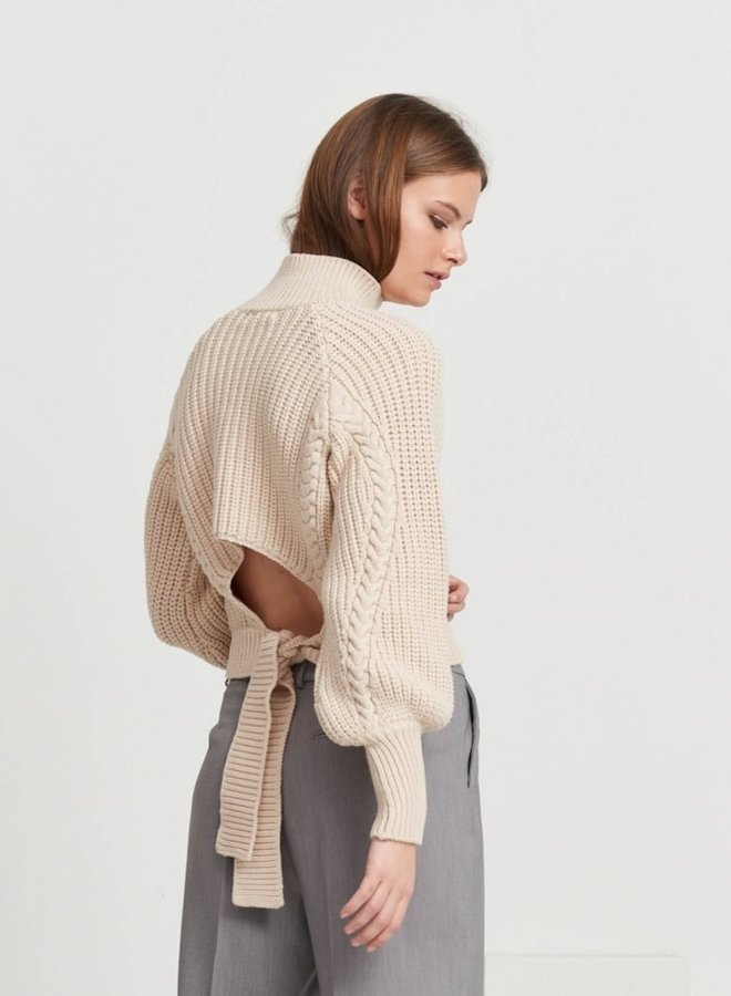 Simona Clariza knit - Bruuns Bazaar