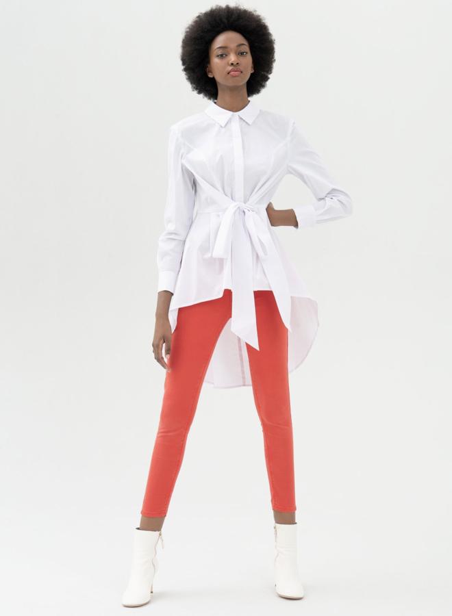 Oversized blouse - Fracomina