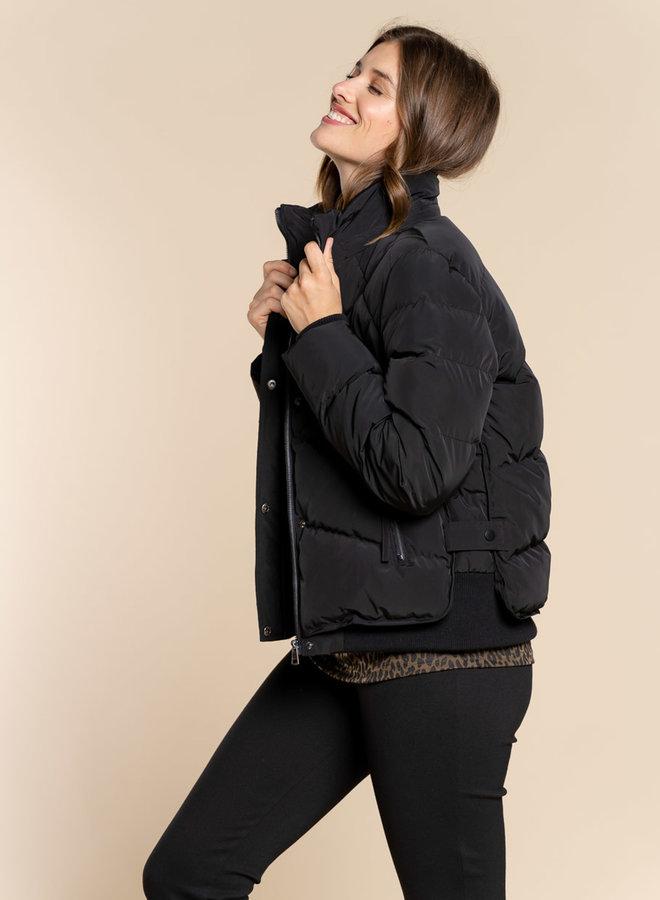 Jacket short black - Geisha