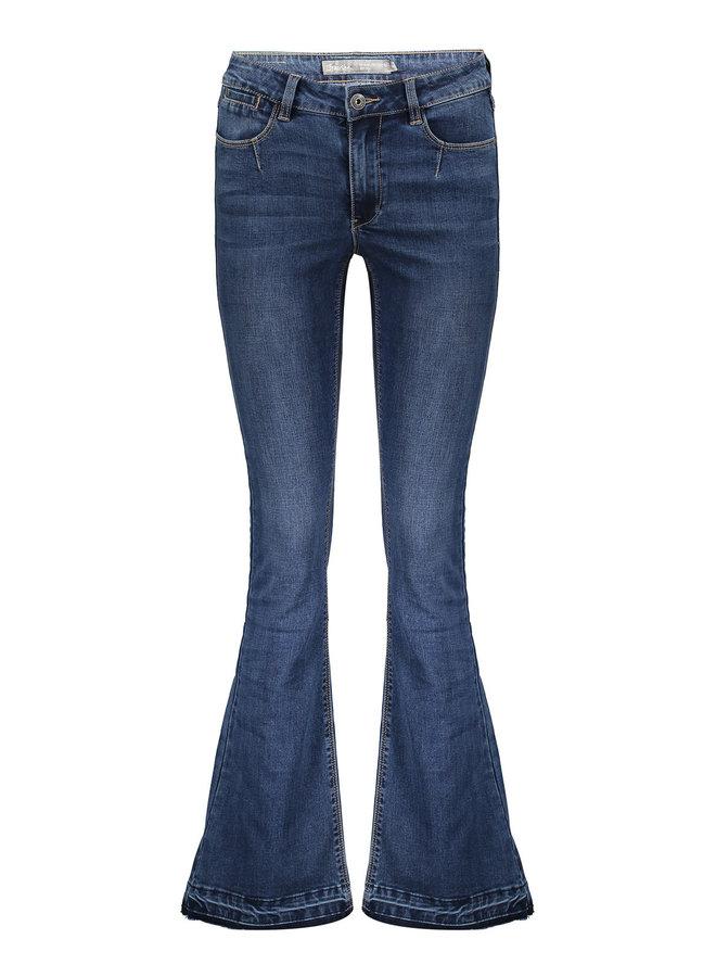 Denim stone wash jeans -  Geisha