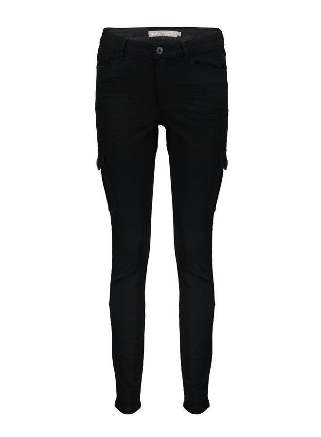 Dark grey denim jeans   - Geisha