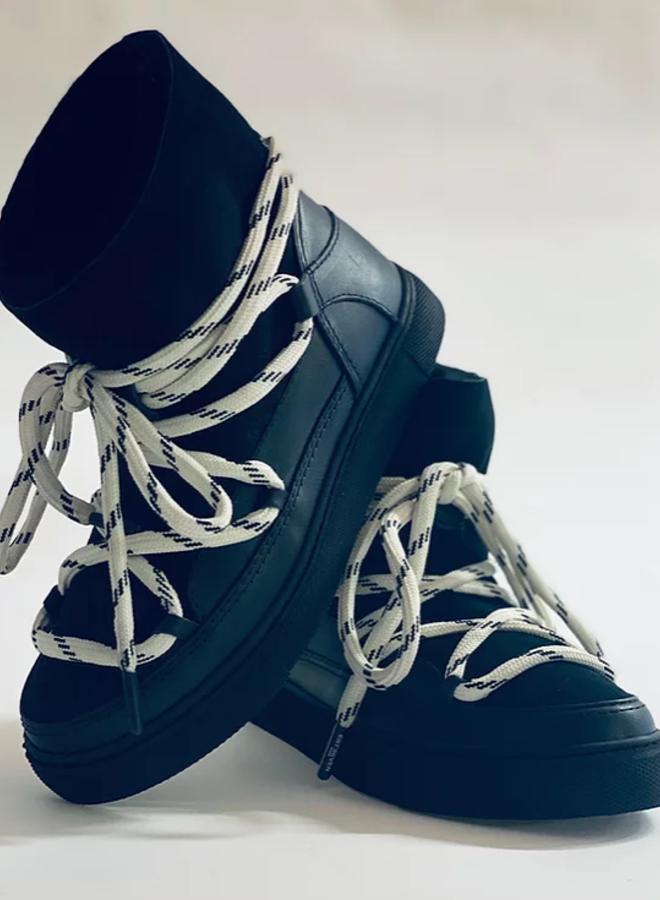 Est' Mouton boots black  - Est Seven