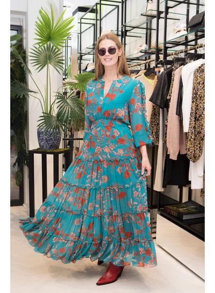 MISA Lange jurk Hadaya