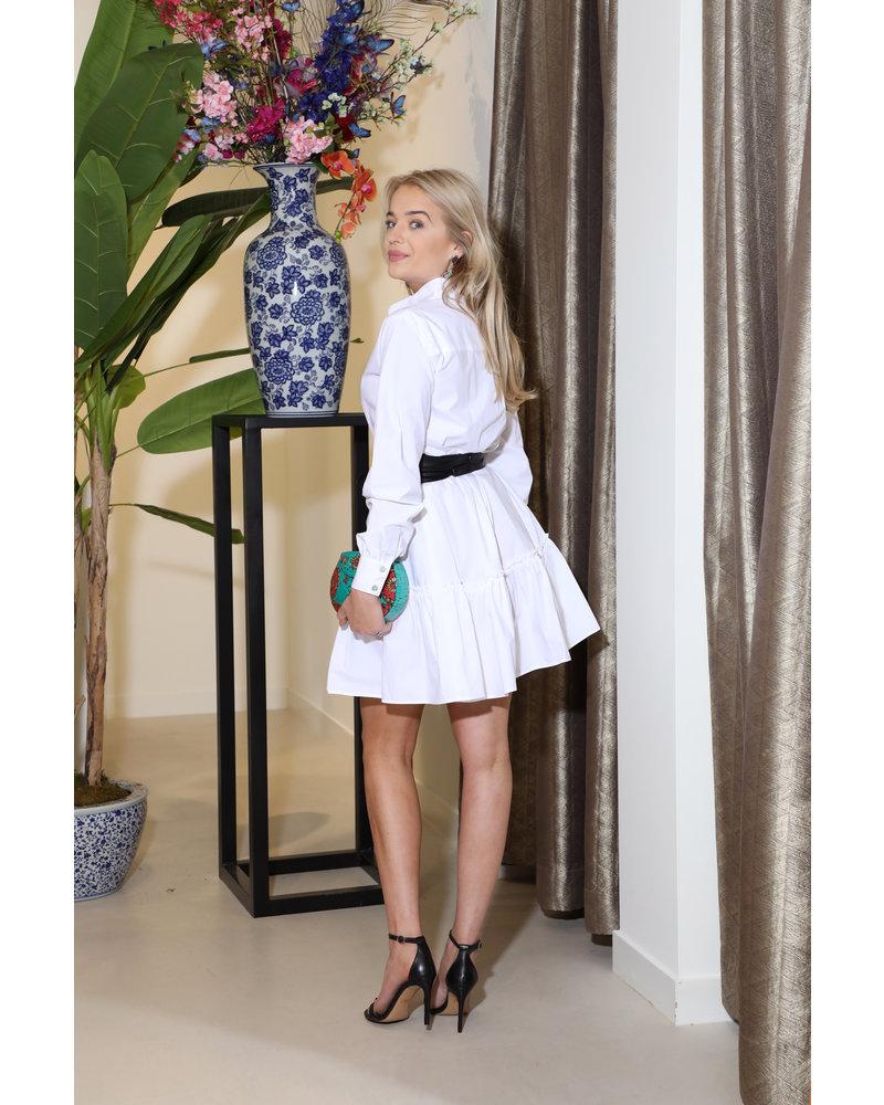 Fracomina Blouse jurk Chemisier