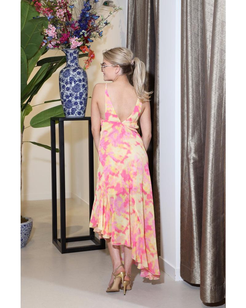 KOCCA Lange jurk Kamaria
