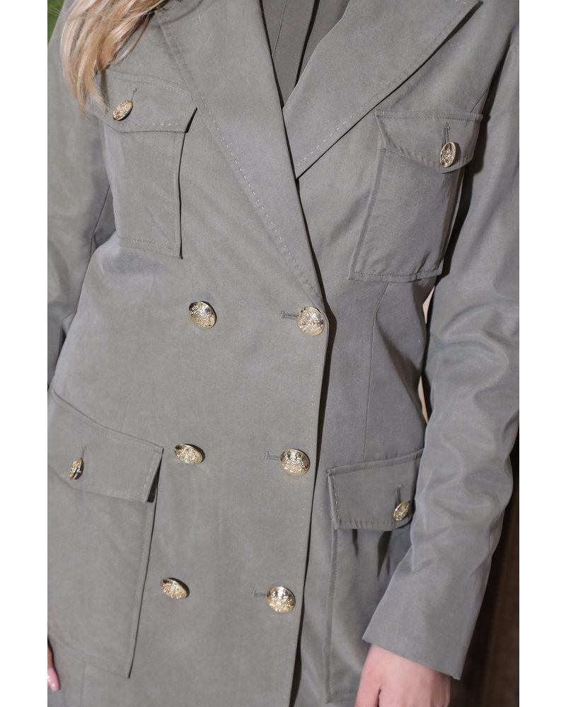 Fracomina Blazer jurk