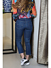 ELISABETTA FRANCHI Cropped Jeans