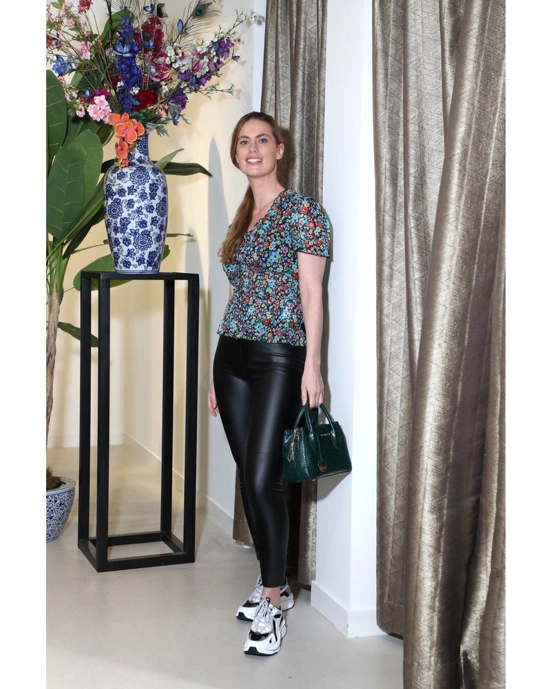 SET Eco Leather legging
