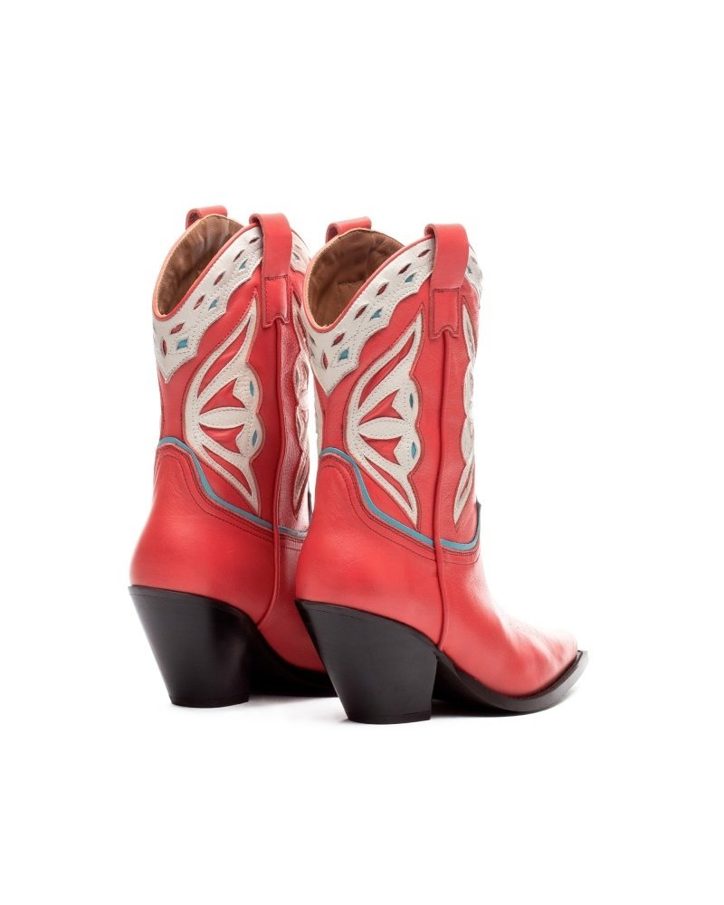 Toral Leather Cowboy Boots