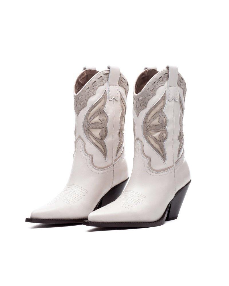 Toral Suede Cowboy Boots