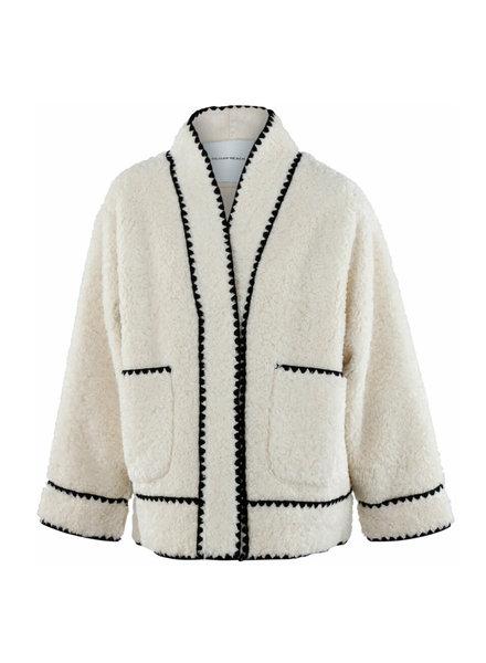 SILVIAN HEACH Sheepskin Jacket