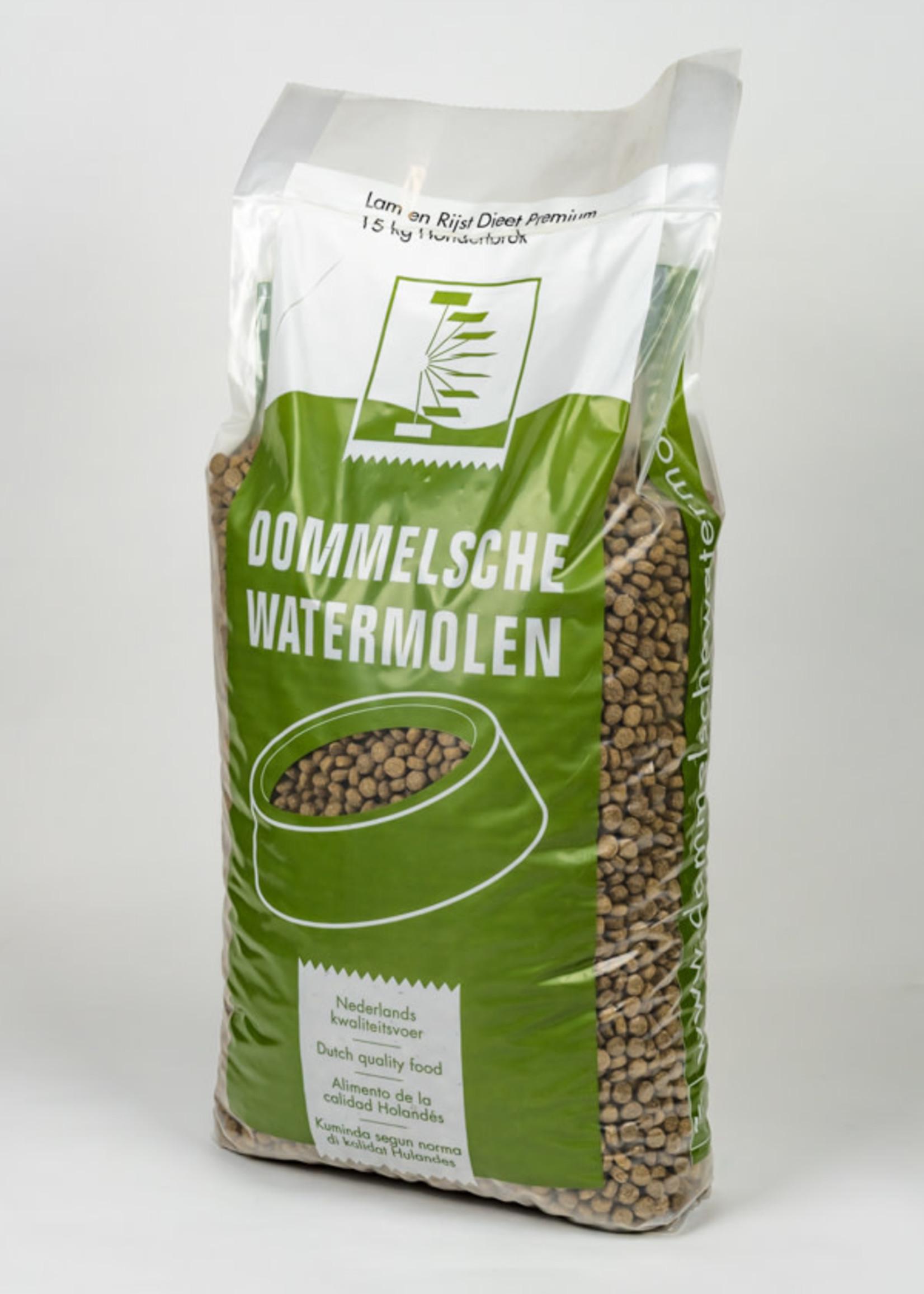 Dommelsche Watermolen Hond lam & rijst DW 15 kg