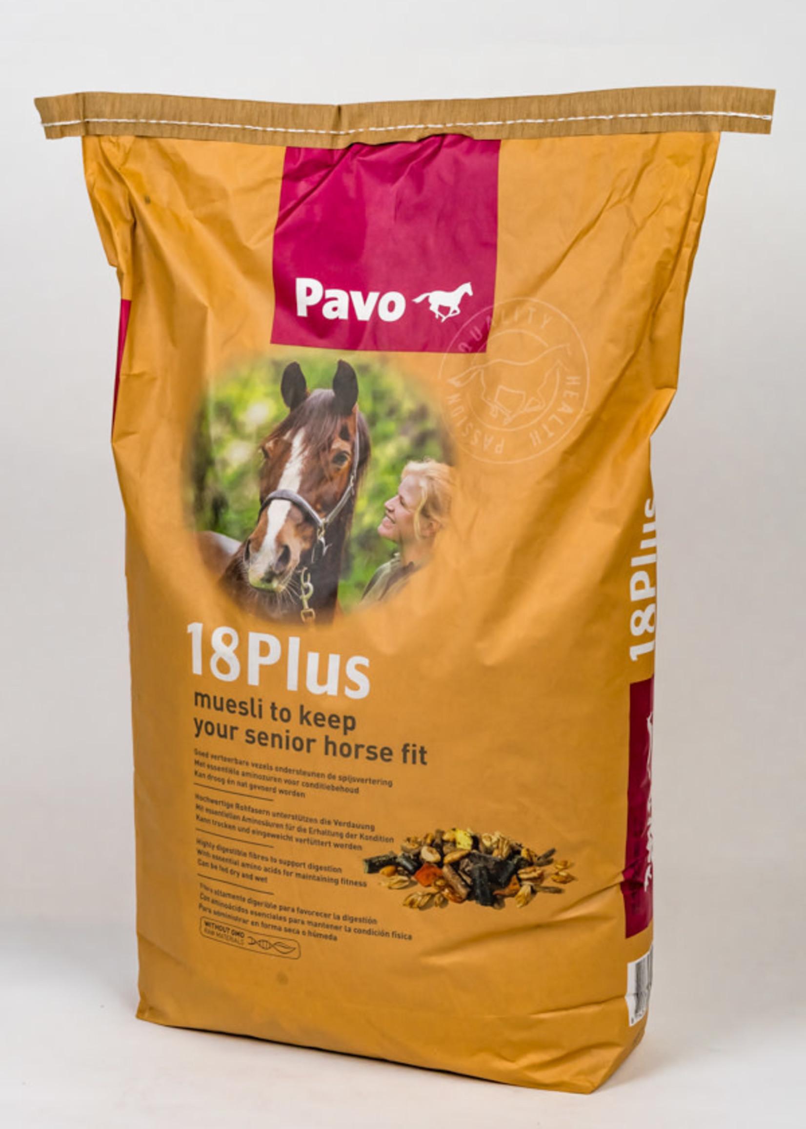 Pavo Pavo 18Plus 15 kg