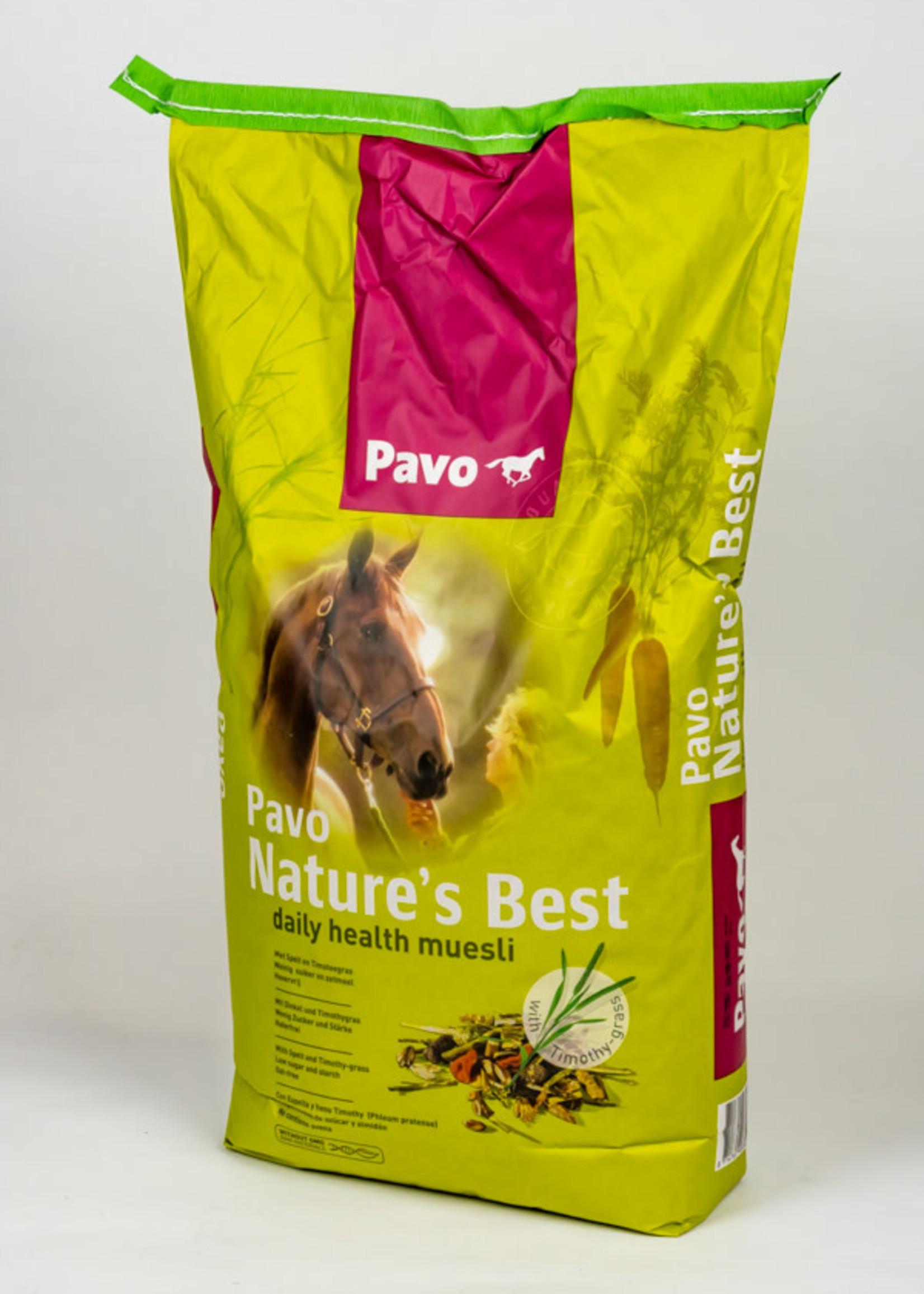 Pavo Pavo Nature's Best 15 kg