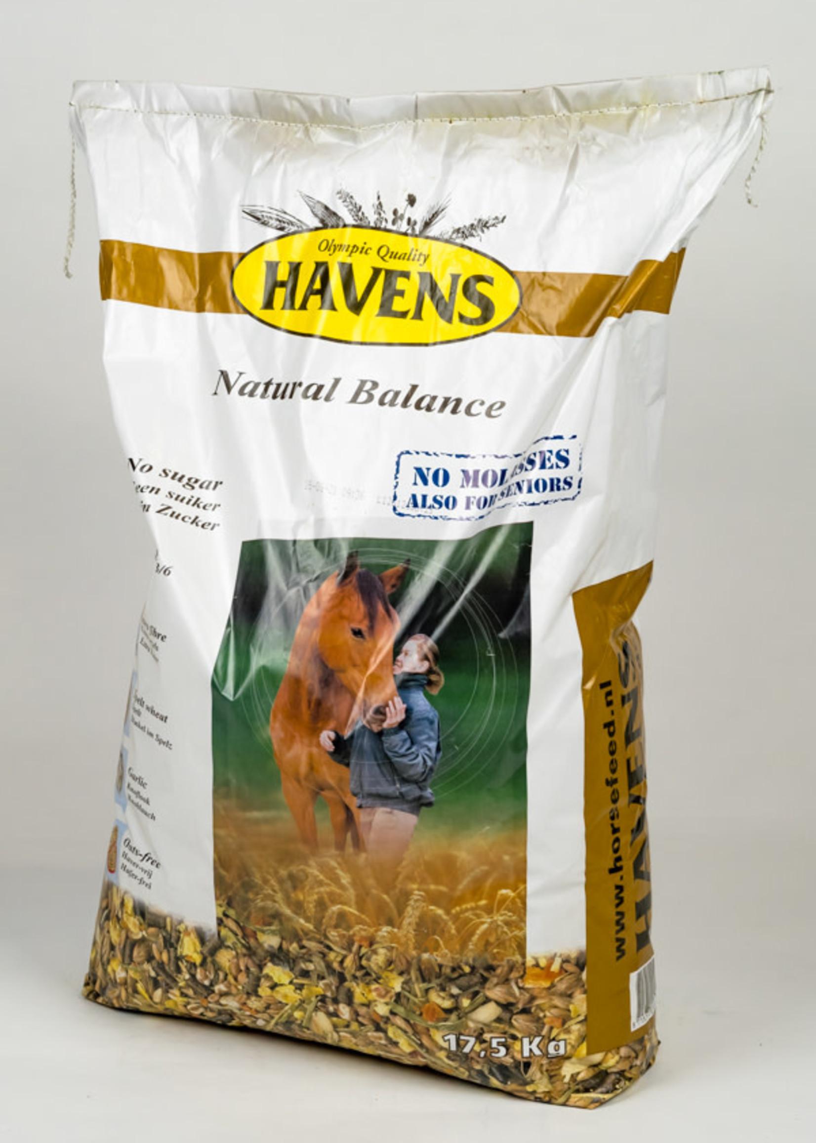 Havens Havens Natural Balance 17,50 kg