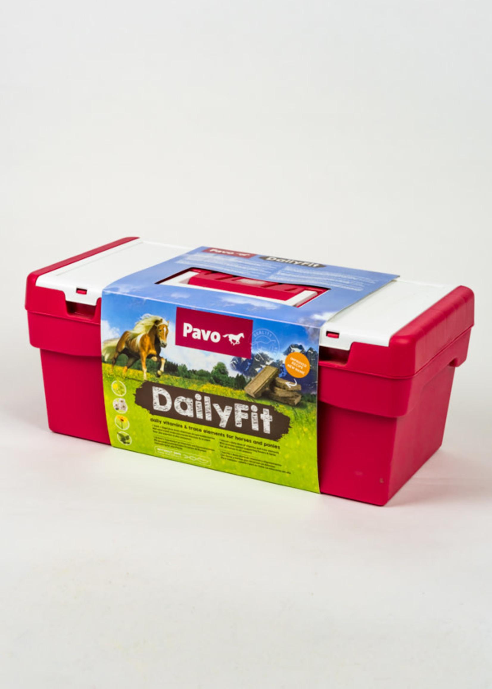 Pavo Pavo DailyFit 4,2kg + poetskist