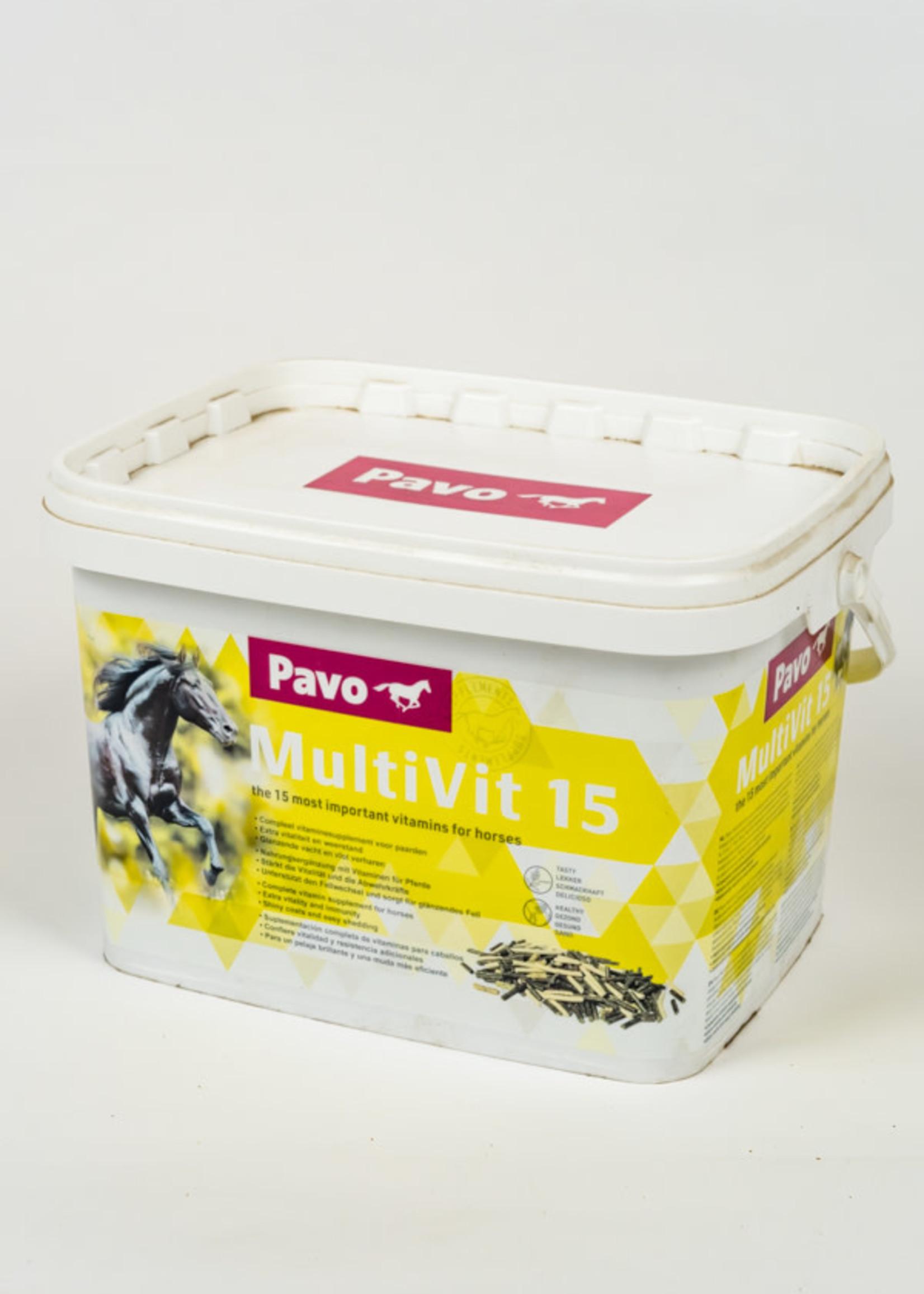 Pavo Pavo Multivit 15 3 kg