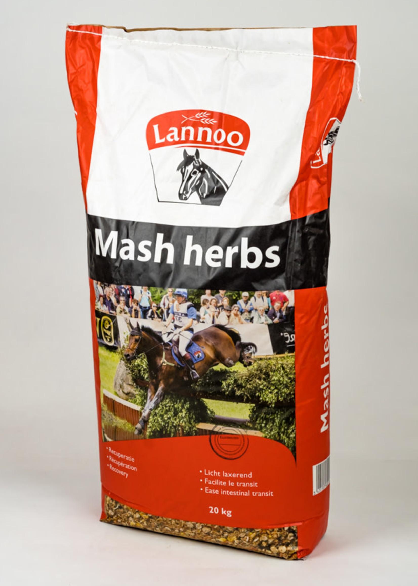 Lannoo Lannoo Mash Herbes 20kg