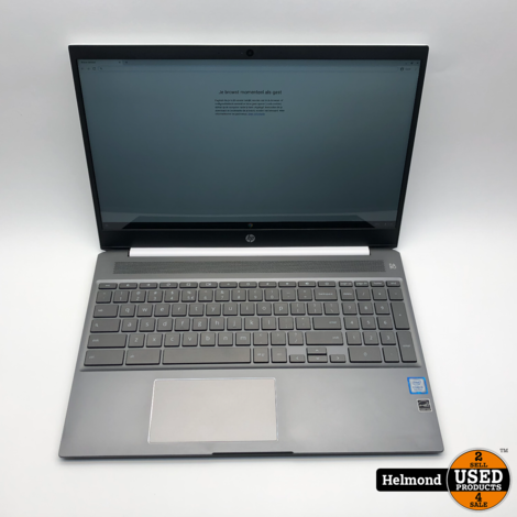 HP 15-de0500nd Chromebook | Nette Staat