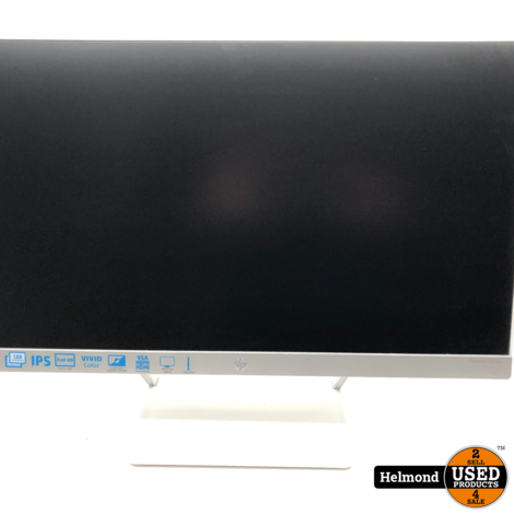 HP Pavilion 23XW Monitor Wit | In Nette staat