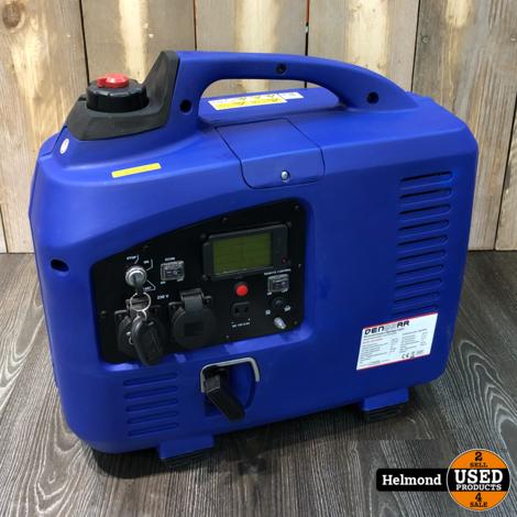 Denqbar DQ2200ER Stroom generator | incl. Garantie