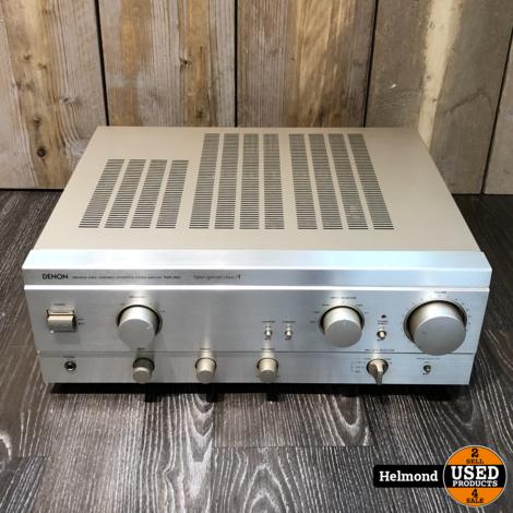 Denon Versterker PMA-860 Zilver | Nette staat met 3 maanden garantie