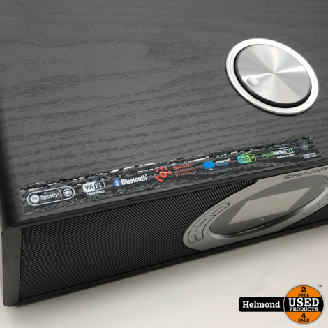 Sharp Internet Radio DR-I470 Pro(BK)   Nieuw