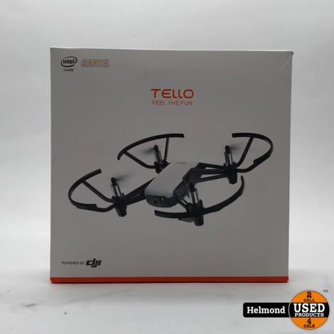 DJI Tello Scratch Drone met Camera TLW004   Nieuw in Doos