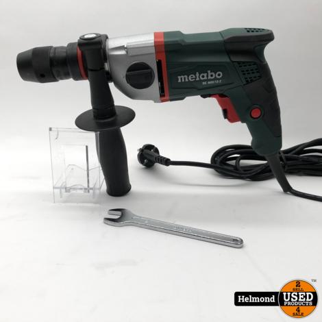 Metabo Be 600/13-2 Boormachine | Nieuw