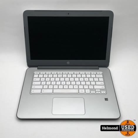 HP Chromebook 14-X001ND | incl. Lader en Garantie
