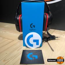Logitech G332 hoofdtelefoon   In Nette Staat