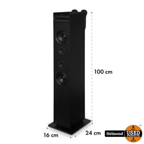 Auna Karaoke Boom Speaker | Nieuw
