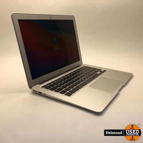 MacBook Air 2015 13 inch i5 4GB 128GB SSD | Nette Staat in Doos