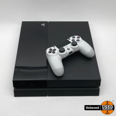 PlayStation 4 500GB | incl. Controller en Garantie