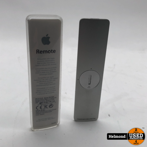 Apple Remote | In Nette Staat