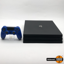 PlayStation 4 Pro 1TB Zwart | Nette Staat