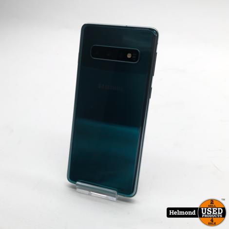 Samsung Galaxy S10 128GB Blue   Nette Staat