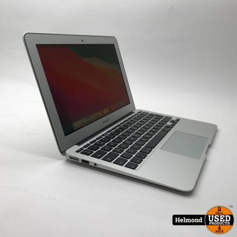 MacBook Air 2015 11,6 inch 256GB 4GB i5   Nette Staat