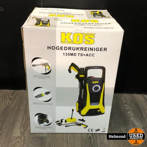 KOS 135MD TS+ACC Hogedrukreiniger   Nieuw in Doos
