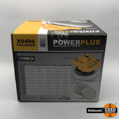 Powerplus X0496 Polisher | Nieuw in Doos